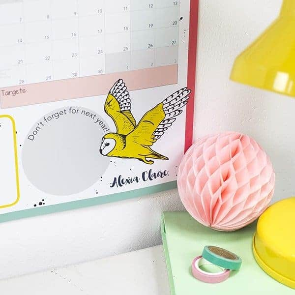 Alexia Claire Student Planner